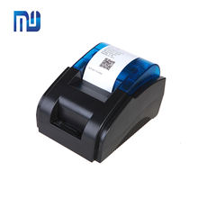 Desktop cheap printer 58mm bluetooth printer support android and iOS system
