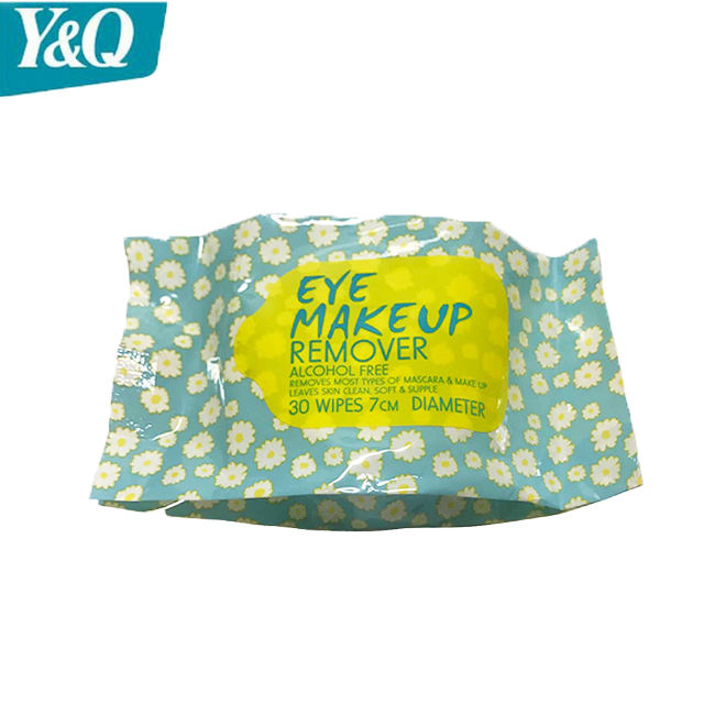 Custom Print Make Up Wipes/Make Up Remover Wipes/Make Up Removal Wet Wipes