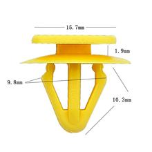 US-272 wholesale clips and fasteners for auto carpet