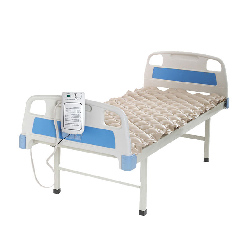 FU-AM001 Brown Bubble Medical Air Mattress with Pump