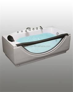 ABS vidrio esquina hidromasaje comprar mejor chorro de aire bañera con precio barato entrega rápida