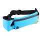 waterproof sport ladies waist bag women with bottle