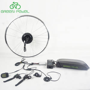 GreenPedel europe standard 36v 250w hub motor electric pedelec bike kit electric bicycle conversion kit