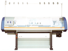 Textile Economical computerized flat knitting machine