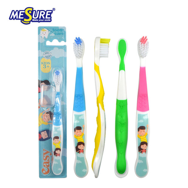 2-4 Years Child tooth brush kids cartoon toothbrush