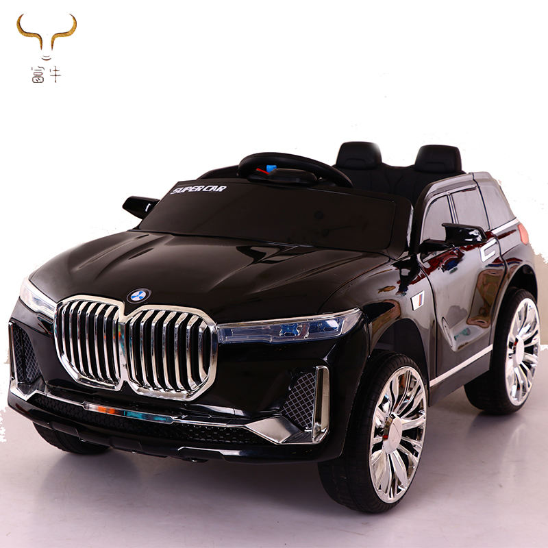 New 12V electric toys car manufacturers / children's electric car ride on can swing/ two seater electric kids car remote control