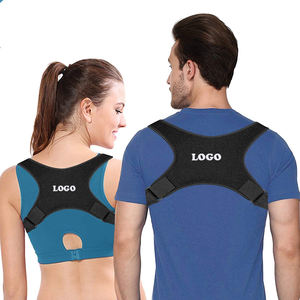 Clavicle Posture Support Brace Back Support Corrector Back Straightening Support Belt