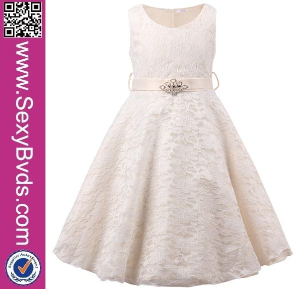 Sexy women lace flower girl dress barbie girl dress flower girl dress
