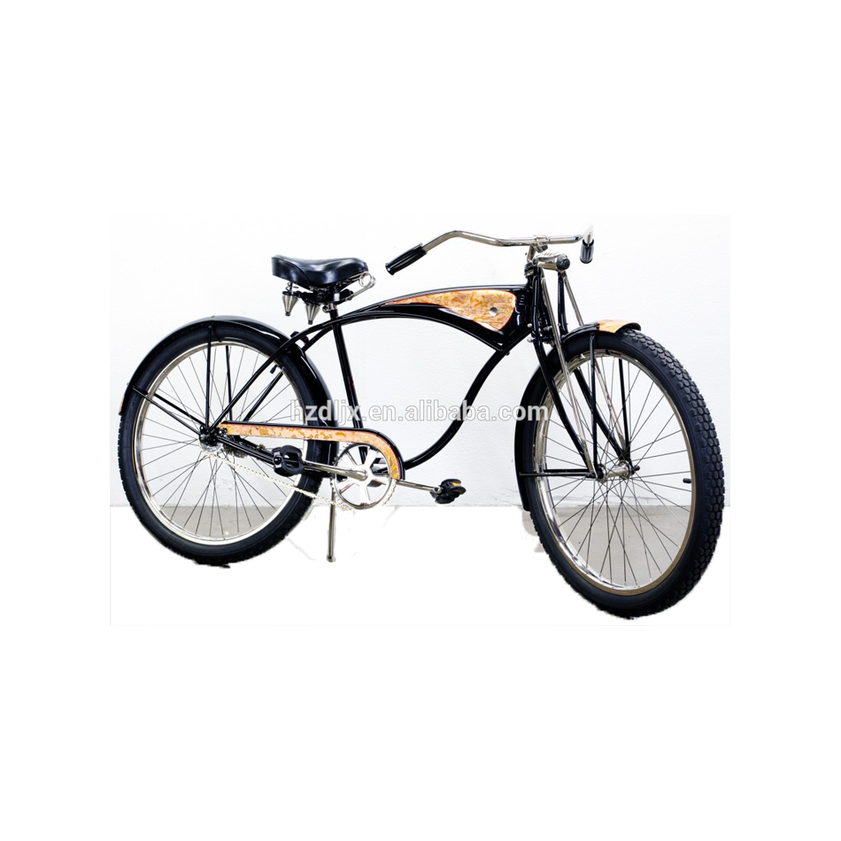 Aangepaste 26 Inch Mans <span class=keywords><strong>Chopper</strong></span> Motor Beach Cruiser Fiets Mode In Populaire
