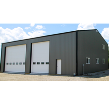 High quality low price prefab metal shed/steel structure/prefabricated barn