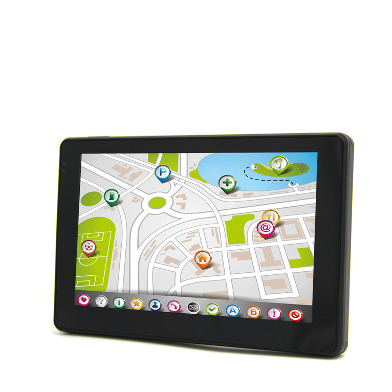 ODM project OEM project high accuracy 5 inch GPS navigation android pnd portable tablet pc