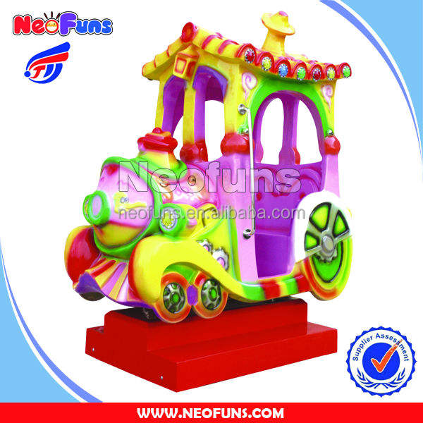 Mini-Zug NF-14A Hot Selling Amusement Kiddie Rides, Kiddie Amusement Rides Train