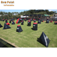 Guangzhou cheap paintball inflatable bunker for sale