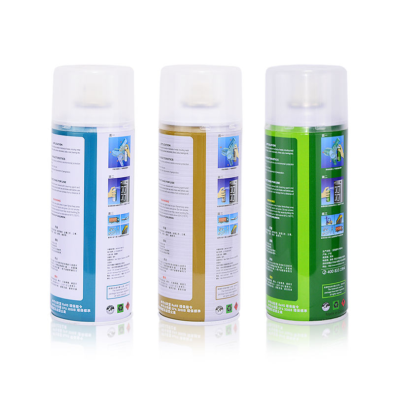 Falcon Anti-rust Spray Agent Aerosol S101 S102 S103 High Quality For Mold And Metal And Equipment Good Rust Proof 450ml