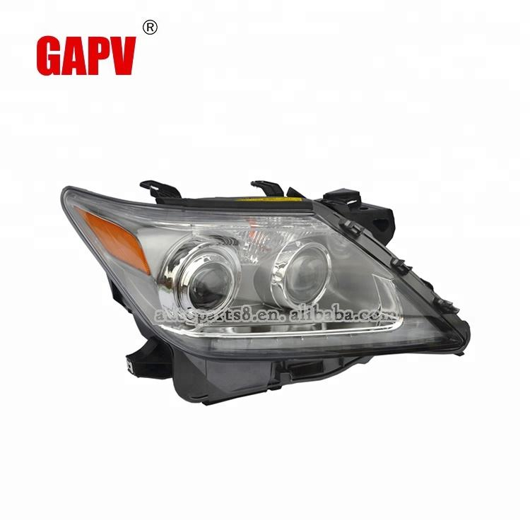2015 Factory Price Right Head Lamp with hid xenon For Lexus