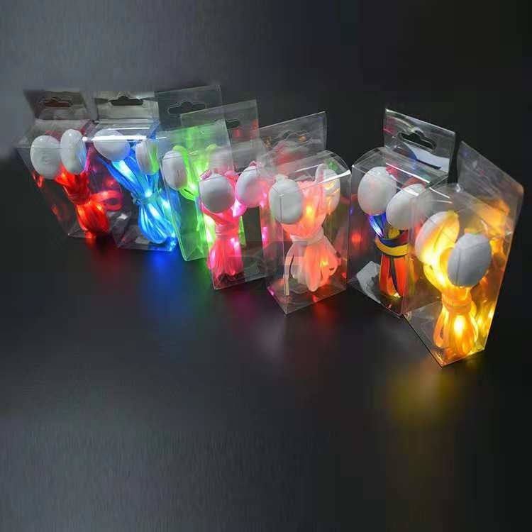 Nylon LED Shoe Laces Flashing Shoe Laces Glow Shoe Laces China Manufacturer Supplier Led Flashing Shoelaces Light Up Led