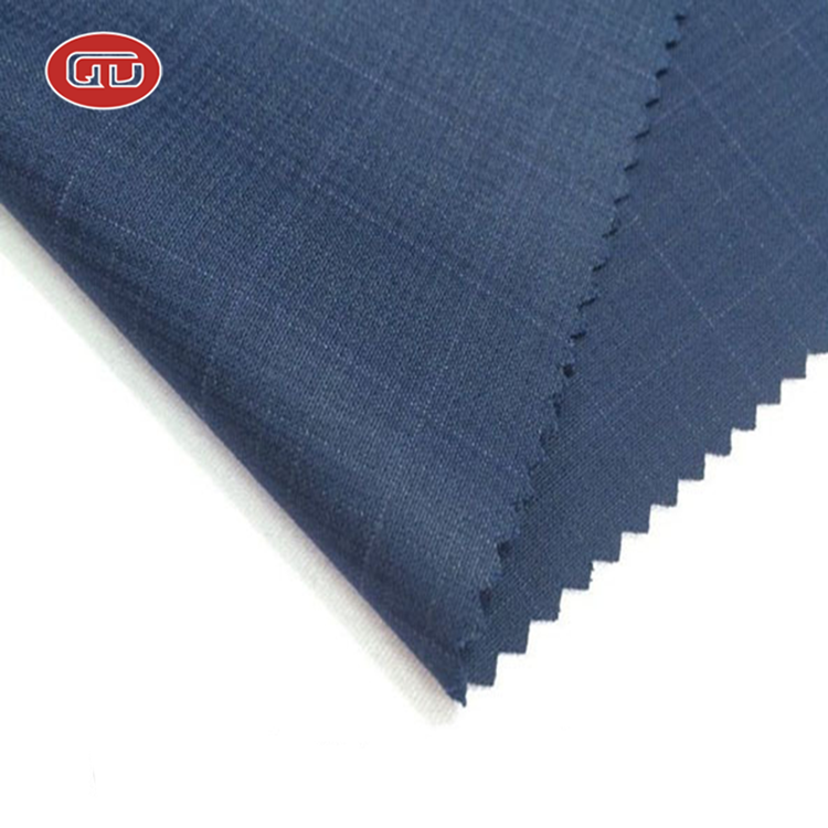 Factory supply quality Italian plaid mens suit fabrics