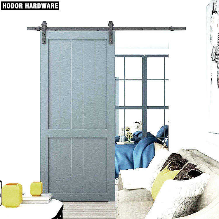 Barn Door On Rails In House Decorating Hodor Made