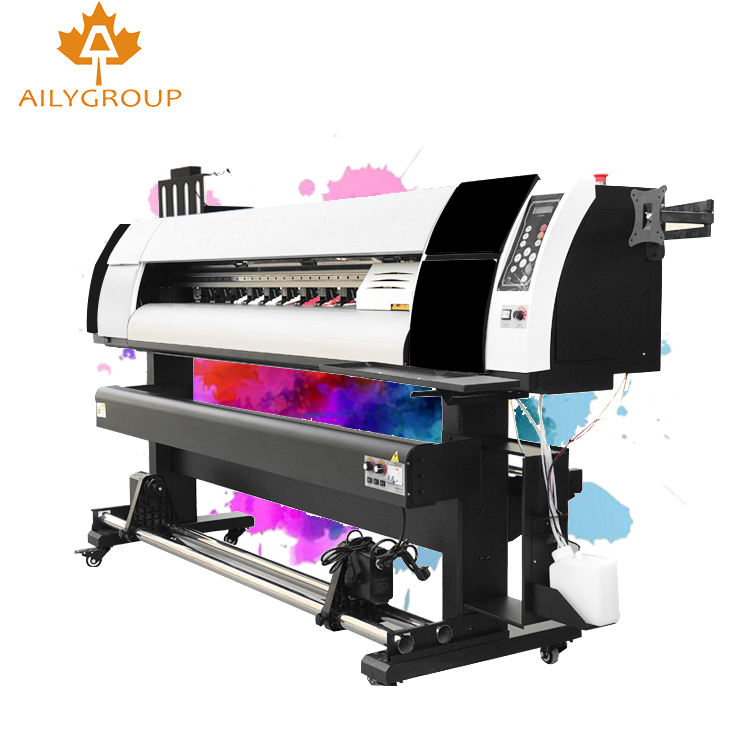 Dye sublimation textil machine plotters digital textile t-shirt printing prices