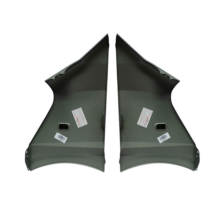 Cheap China auto spare parts accessories car fender bass replacement parts forCHEVROLET N300 08- rear car fender