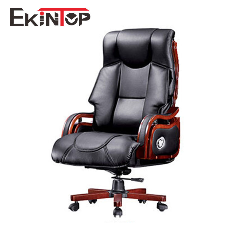 Newest leather executive boss king throne office chair