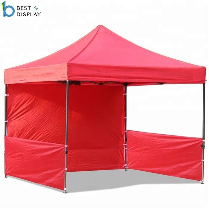 Easy Set Up Portable 10x10 Canopy Tent Outdoor Party Tent