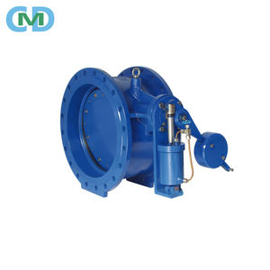 6in Sewage Non Return Tilting Disc Check Valve for Lubrication Pump