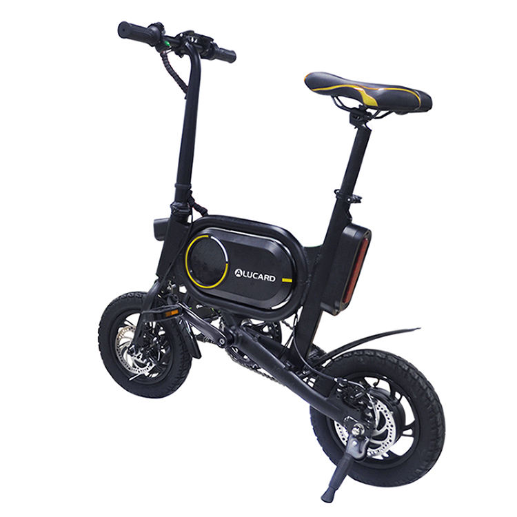 12 inch hidden battery 300w el bike motor electric cycles for sale
