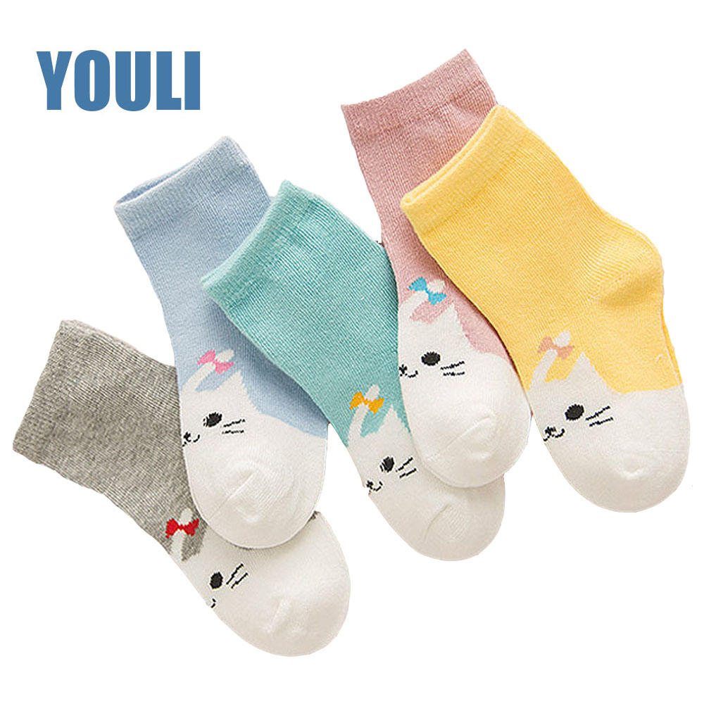 High quality and eco-Friendly funny brand kids socks