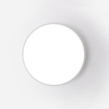 20W Ultra-Thin Simplify Design Modern White Black Round  LED Ceiling Light