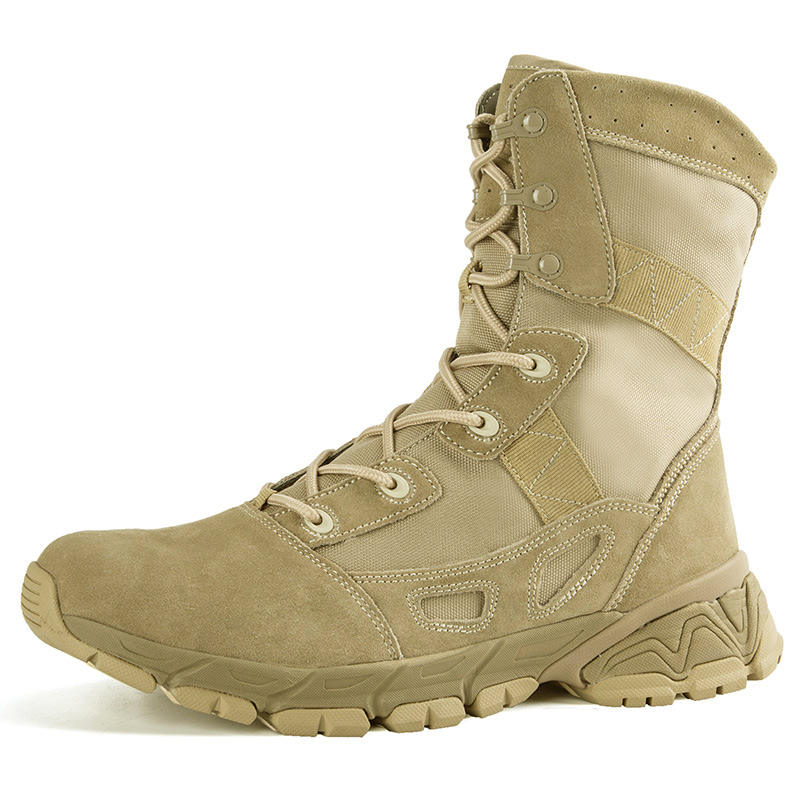 Aidema Winter männer Schnee Stiefel Leder Winter Woodland Tactical Army Military Stiefel