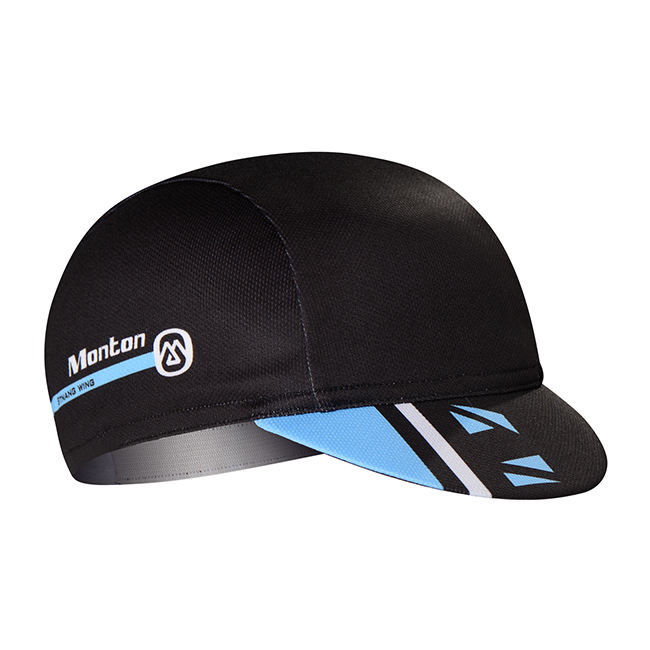 Monton Wholesale/Custom Polyester Cycling Caps/Bike Hat