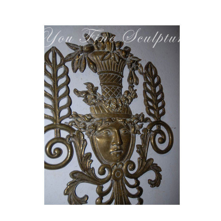 Exquisite Wall Hanging Sculpture Indian Wall Sculpture