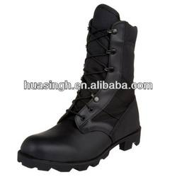 USA original style hot weather WELLCO jungle boots with drain vents