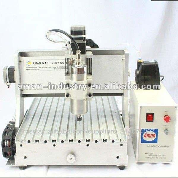 горячая АМАН продать 3040 800W фрезерный станок с ЧПУ для изготовления рекламы