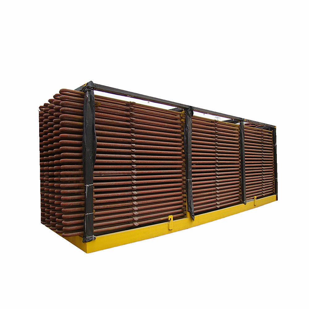 High Pressure High Temperature Steel Tubular Superheater For Testing