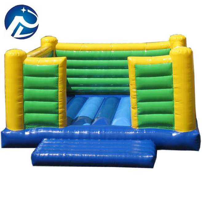 ZZPL Mini Indoor Inflatable Bouncy Castle for Home Use with Cover, Commercial Inflatable Jumping castle for sale