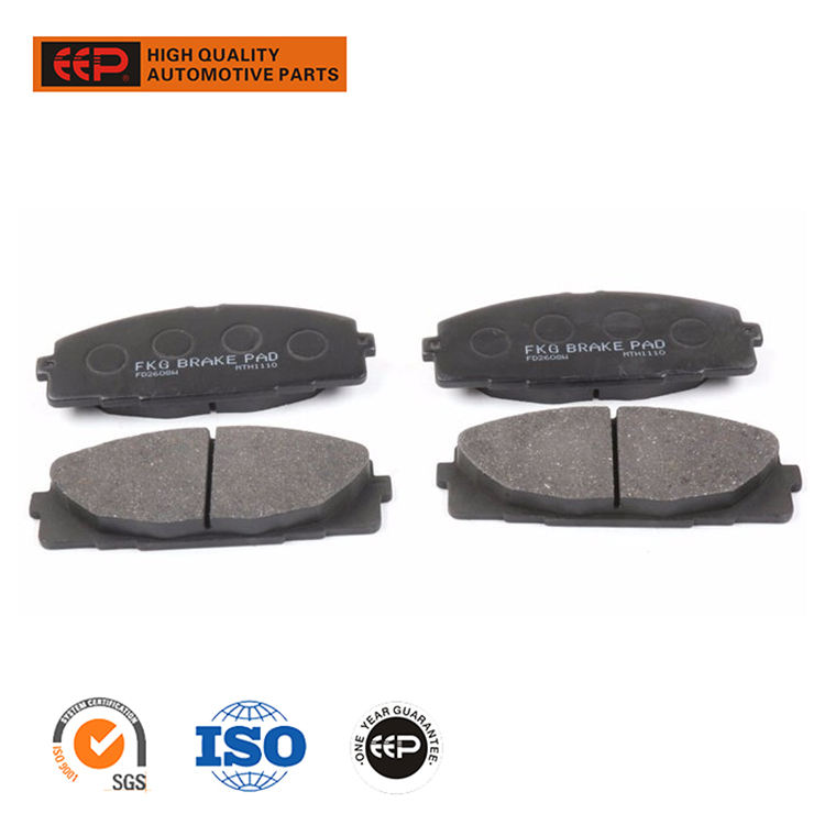EEP Auto Japanese Car Brake Pads for TOYOTA HIACE RZH102 04465-26420 FD2608