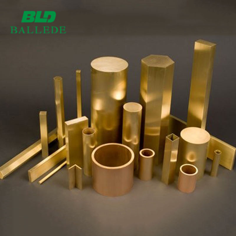High Qualified Brass extrusions for Customized Brass hardware Copper