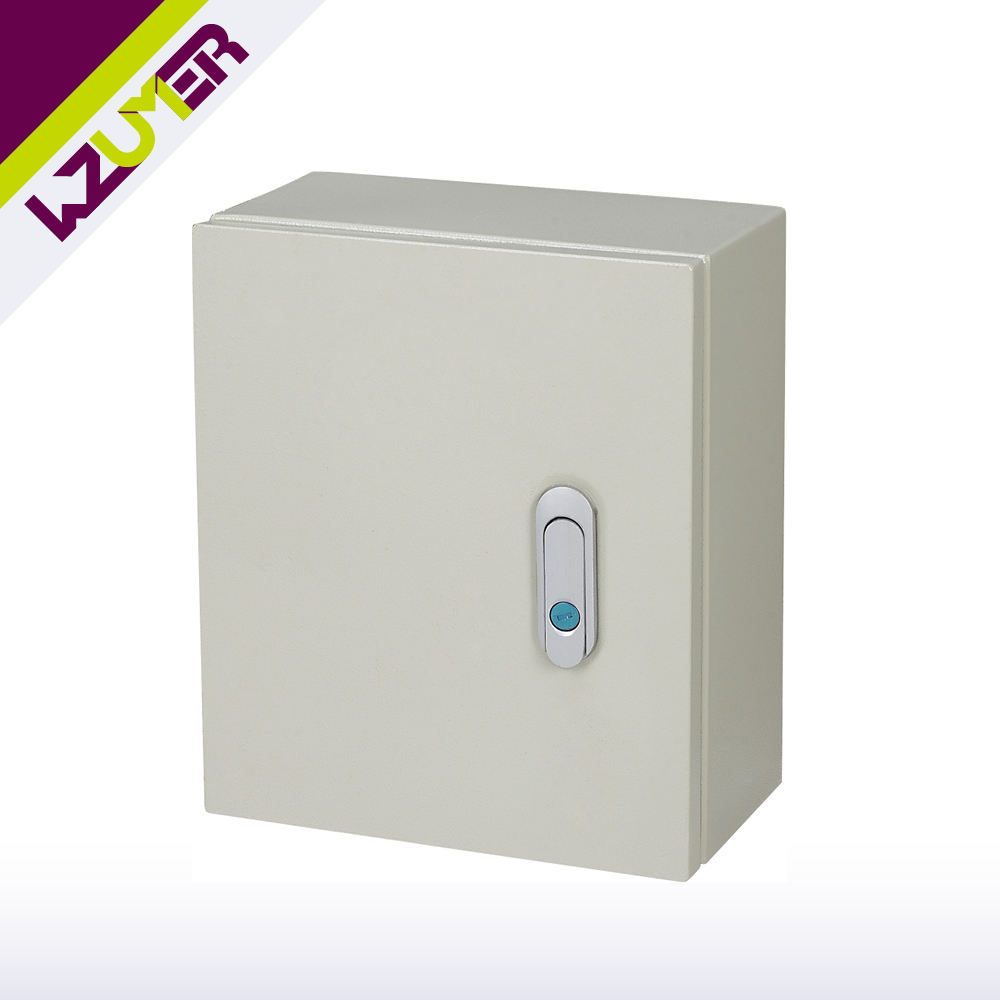 Wzumer Hot Sale Kustom Listrik Outdoor Stainless Steel Kandang Distribution Box Panel