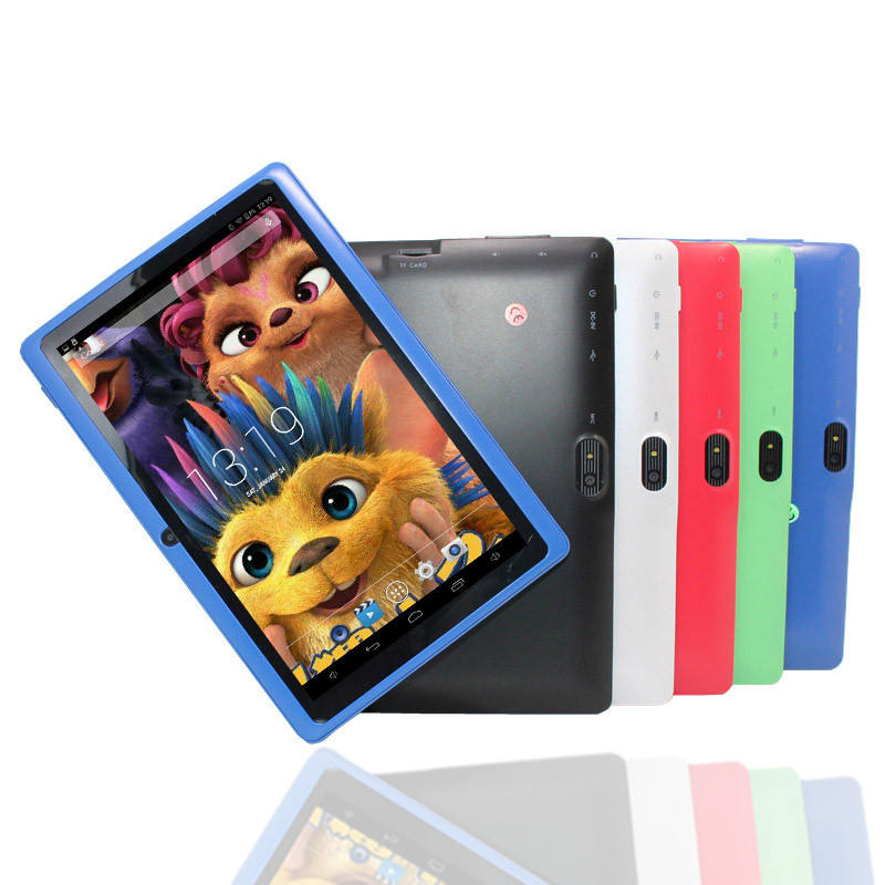 Fabrik preis Android Tablet PC 7 Inch <span class=keywords><strong>Allwinner</strong></span> A33 8 GB ROM Tablet Q88