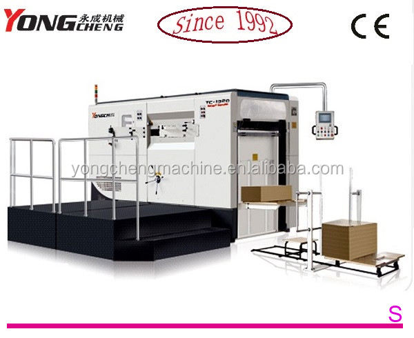 1320 China's Beste Pizza Doos Stansen Machines