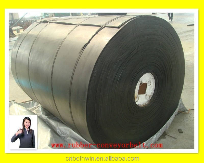 Grade M NN/Nylon conveyor belts with ep/nn fabric