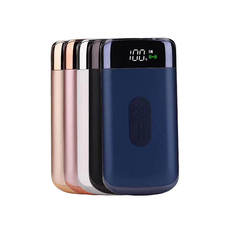 Beste power bank qi standard 5V universal mobile wireless power bank 10000mah