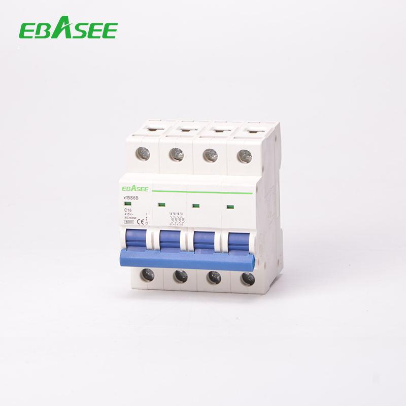 1 Stück DC 500V 2P 10A//16A//32A//50A//63A Solar Photovoltaik Leitungsschutzschalter