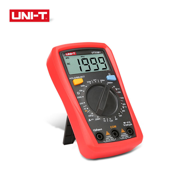 Sale Promotion Multimeter Mastech with Current Voltage Multimeter CE Certificate