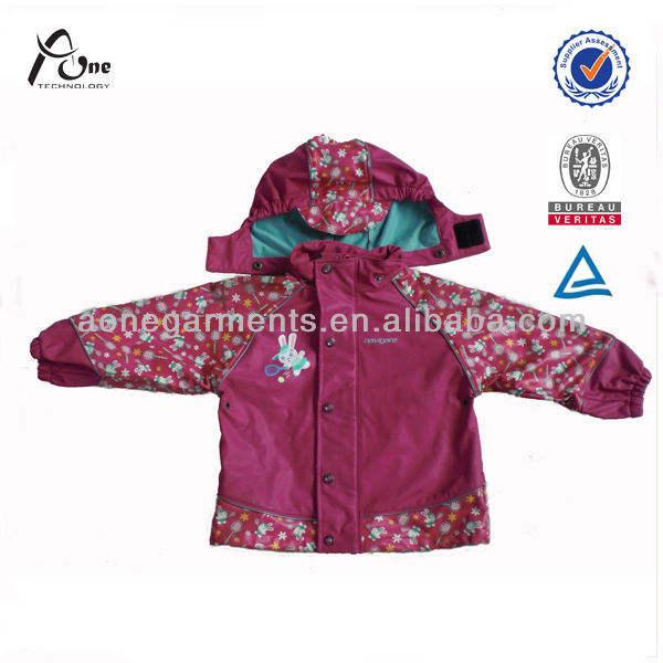 Enfants raincoat, rainsuit, vêtements de pluie