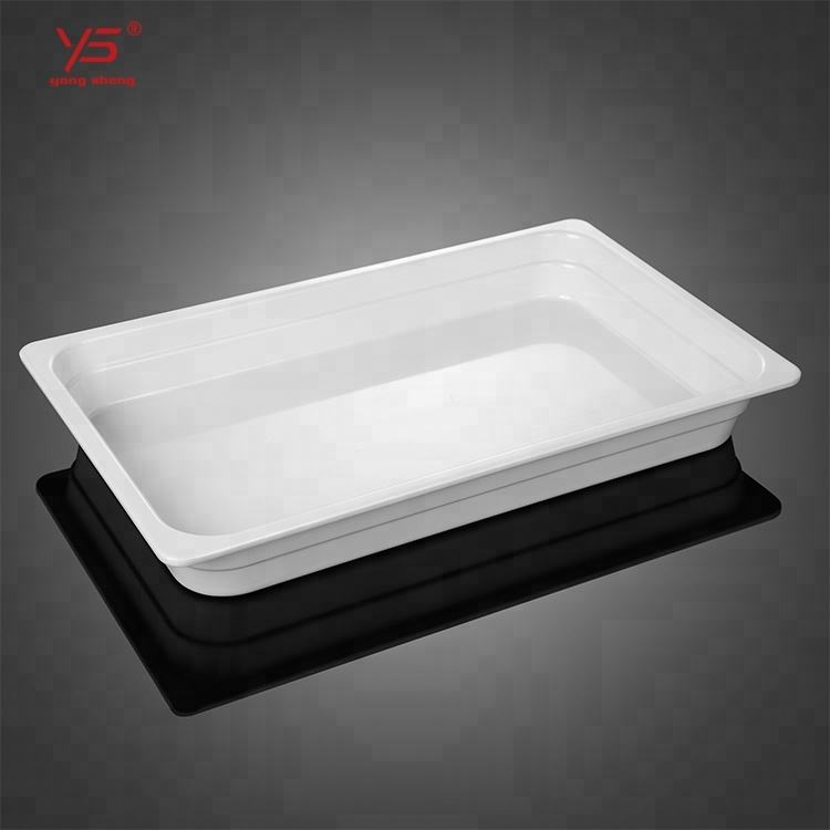 Superior quality imitation ceramics euro tray,equipment trays,fit meal tray