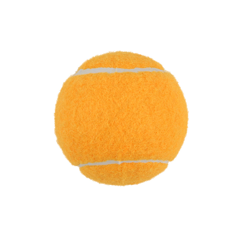 Insum Promotionnel Coloré Balle de Tennis Décoration Cadeau Boule de Couleur Orange