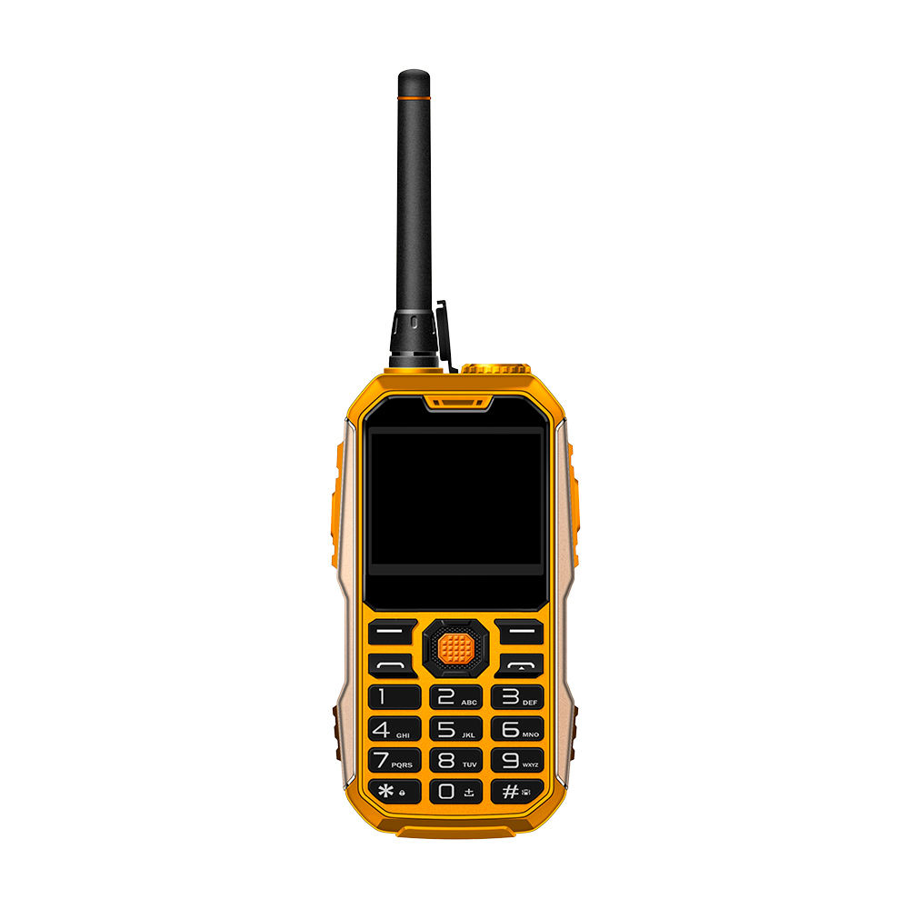 mobile phone Walkie Talkie 2.3 inch Feature phone GSM dual SIM card power bank function
